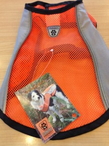 RC Pet high visibility doggie gear : Vest | Leaps & Bones