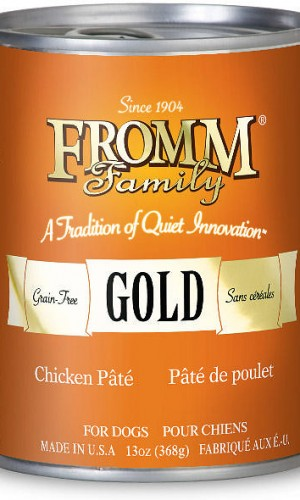 Fromm Gold - Chicken Pate Canned Dog Food