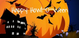 Happy Howl-O-Ween Event