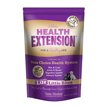 Health Extension Little Bites Lite Dog Food